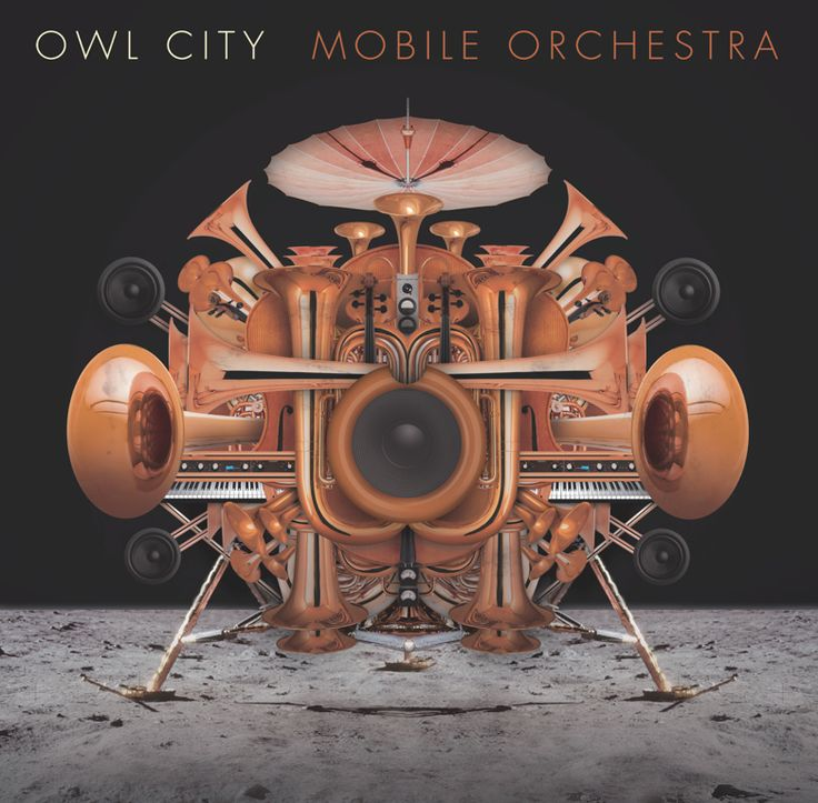 OWL CITY NEW ALBUM COVER ART!!!