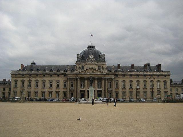 École Militaire. Paris 7ème