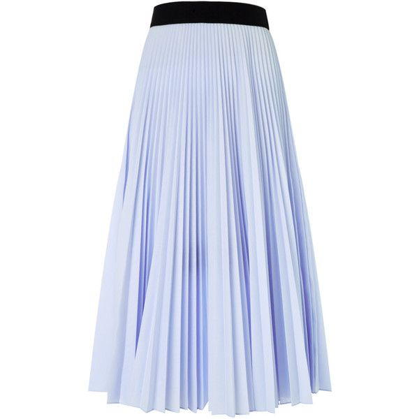 17 Best ideas about Light Blue Skirts on Pinterest | Nude bardot ...