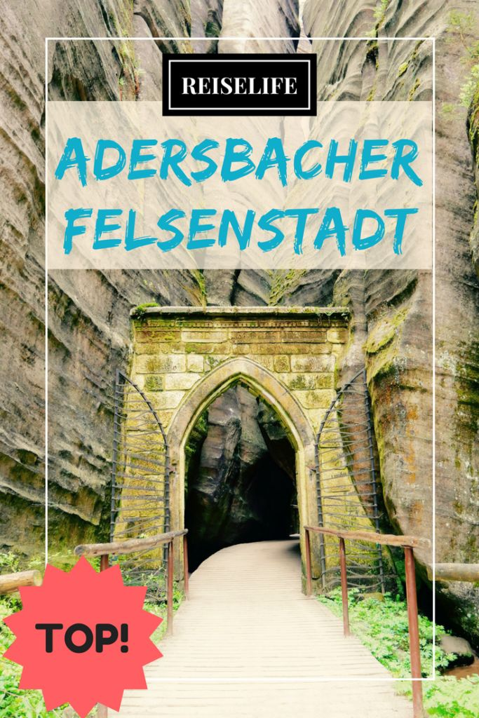Adersbacher Felsenstadt – Ein besonderes Naturerlebnis – Naturreisen