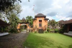 Puri Kerambitan - Kingdom of Tabanan, Tabanan regency, Bali