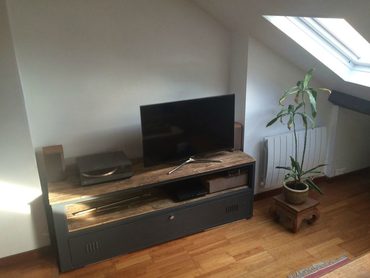 10 best meuble tv images on Pinterest Tv storage, Tv units and Tv