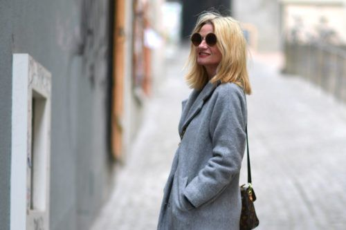 Baby it's Cold Outside: Ageless Style Linkup