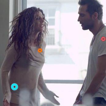 Хочешь вещи как в клипе Анны Седоковой - #УДАЛИ? Мы их нашли!  Подробно здесь: http://wannasame.com/ws75  #leather #glasses #vest #Jersey #trendy #shoes #suede #blazer #куртка #платье #джемпер #майка #образ #стильный #тренд #модный