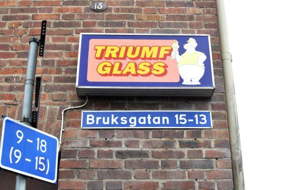 Bruksgatans poesi