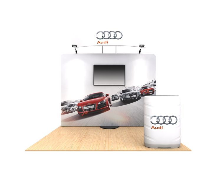 Audi got one.......off you go - ask the boss for some petty cash and you can have one as well