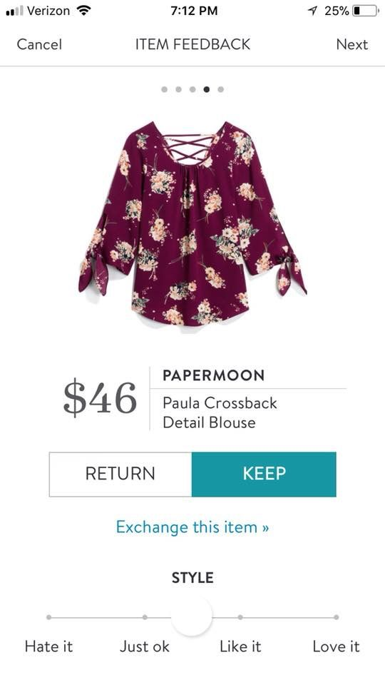 In a spring print would be nice.