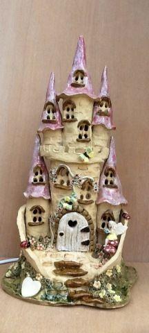 #fairycastle #nurserylamp