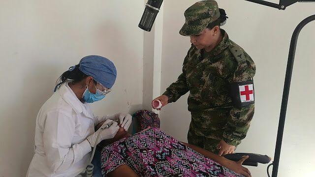 Brigada de salud en la Alta Guajira - Hoy es Noticia