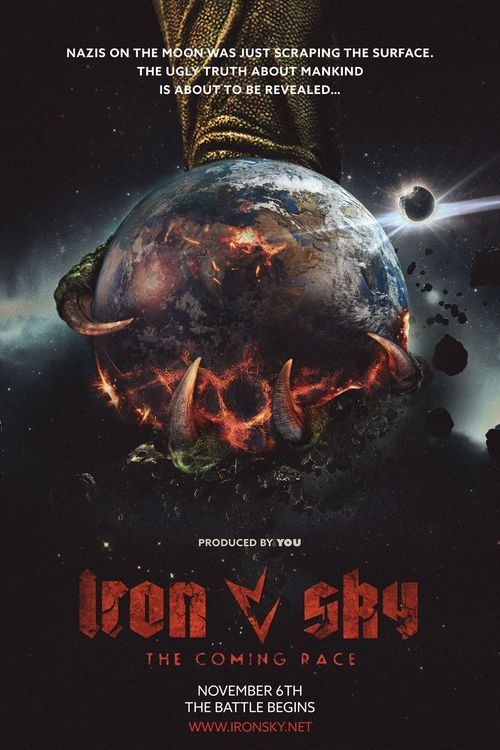 Watch Iron Sky: The Coming Race Full-Movie