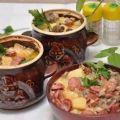 Как приготовить картофель с охотничьими колбасками - рецепт, ингридиенты и фотографии