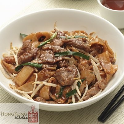 This is our another favourite!!! Fried noddles with tender slices of beef!!!