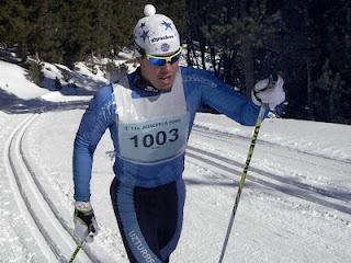Cross Country Skier Blog / Blog de un esquiador de fondo.