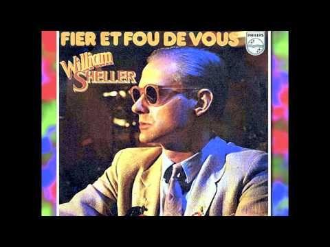 ▶ William Sheller - Fier Et Fou De Vous (1980) - YouTube