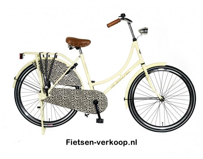 Omafiets Luipaard 26 Inch | bestel gemakkelijk online op Fietsen-verkoop.nl