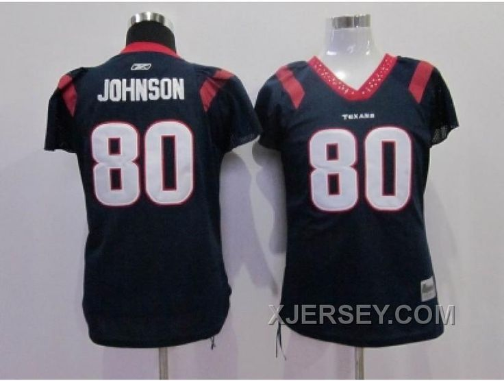 http://www.xjersey.com/for-sale-women-nfl-houston-texans-80-johnson-field-flirt-fashion-blue.html FOR SALE WOMEN NFL HOUSTON TEXANS #80 JOHNSON FIELD FLIRT FASHION BLUE Only 32.17€ , Free Shipping!