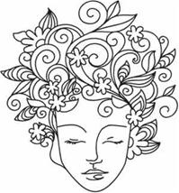 mother earth coloring pages - photo#12