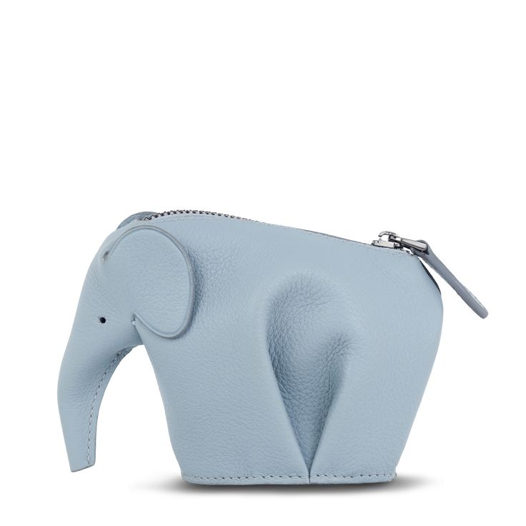 Loewe - elefante purse light blue - Women's Wallets & Purses