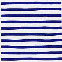 Dekor Happy modrá 19,8x19,8 cm, lesk