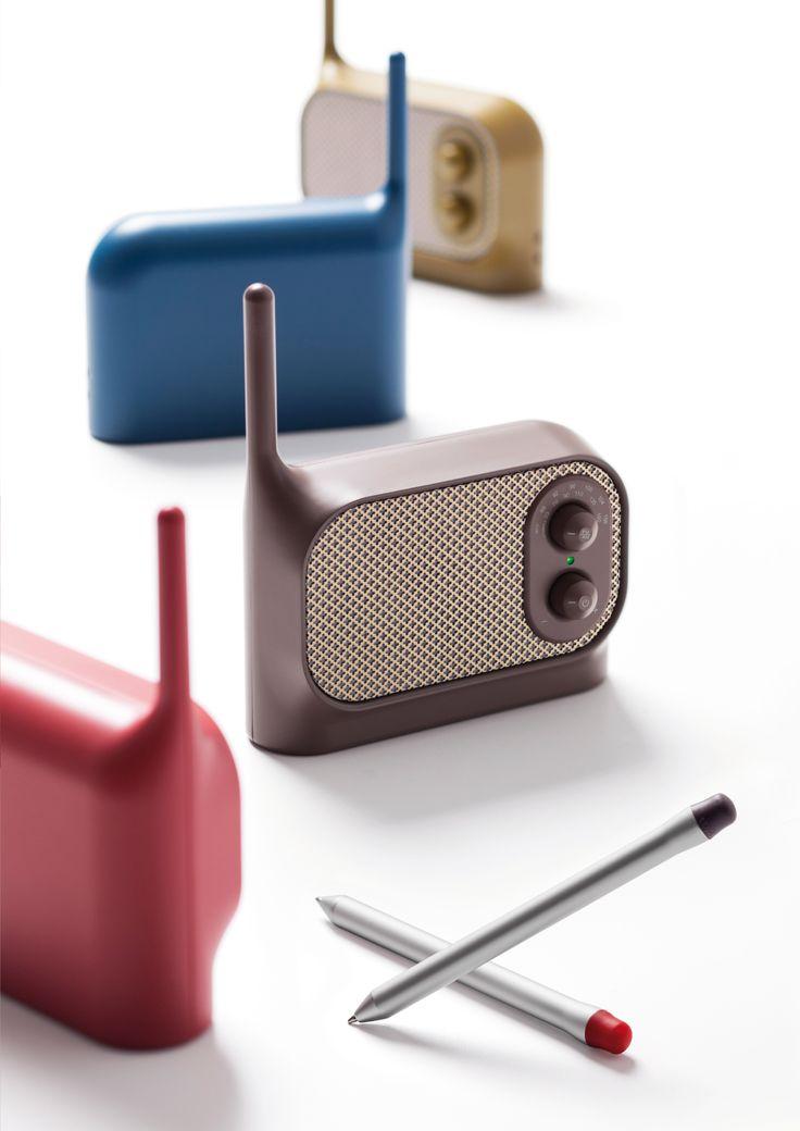 LEXON - Mezzo design Ionna Vautrin Product Design #productdesign