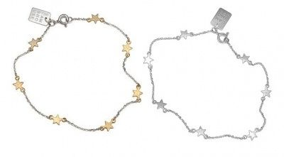 Les Etoiles - 7 STAR BRACELET - Sterling Silver