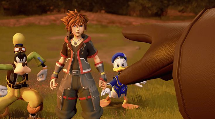 New Kingdom Hearts 3 Trailer Reveals Story and Fighting System