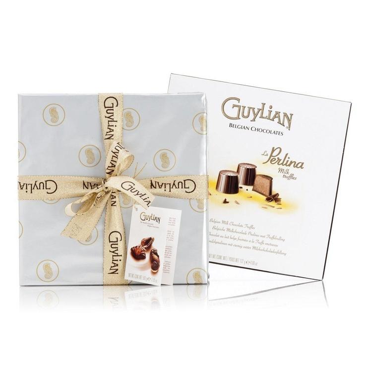 Guylian Seashells Gift Box with free La Perlina  $29.95