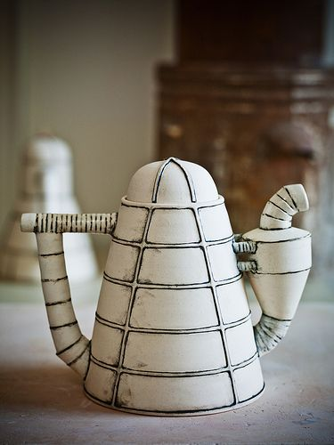 Title: Wood Burner Teapot, Donald, British Columbia Series Title: Wood Burner Series Artist: Christa Assad