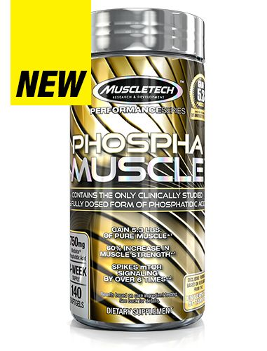 Coming soon is PHOSPHA MUSCLE, the 5th Phosphatidic Acid based product from MuscleTech and family: https://blog.priceplow.com/supplement-news/muscletech-phosphamuscle  Hopefully will bring prices down. Dose is legit. #PhosphaMuscle