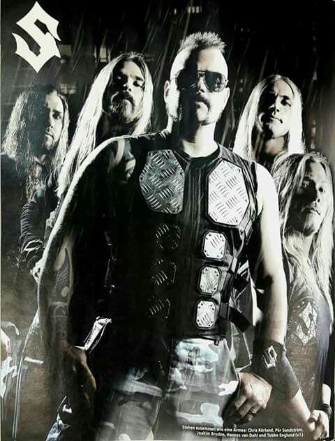 Sabaton Sabaton Heavy Metal