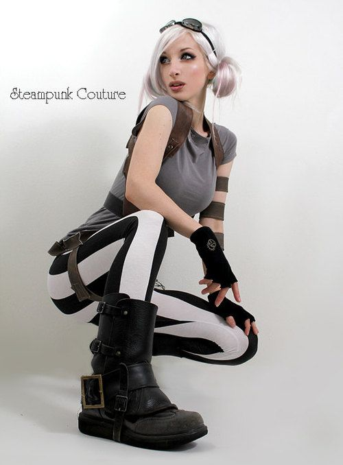 steampunk couture   Tumblr