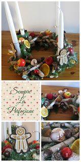 advent wreath & wianek adwentowy