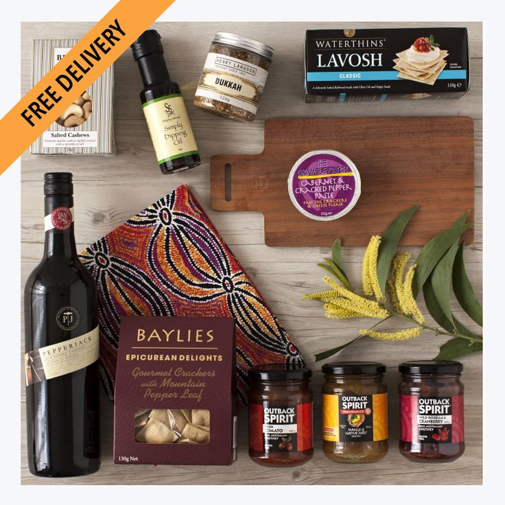 14 best welcome to australia gift hampers images on pinterest how to send australian food and wine overseas as a gift negle Gallery