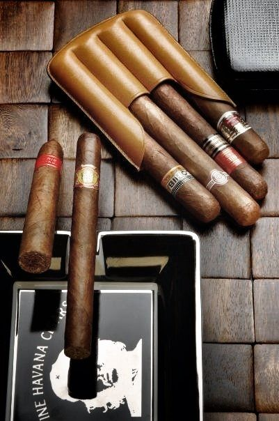 #cigars /styling for status magazine #aficionado