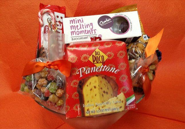 Panettone....Yum. Special Christmas treate