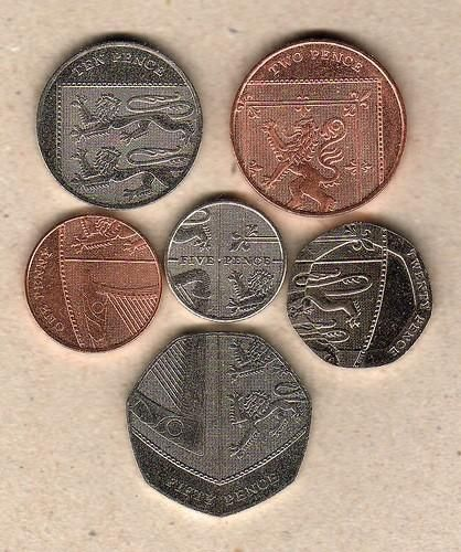 Official: British coins are cooler than US ones.