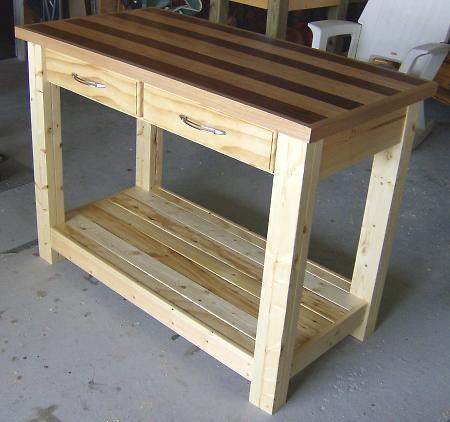 island table from pallets pallets pinterest holzscheiben palettenm bel und paletten terrasse. Black Bedroom Furniture Sets. Home Design Ideas