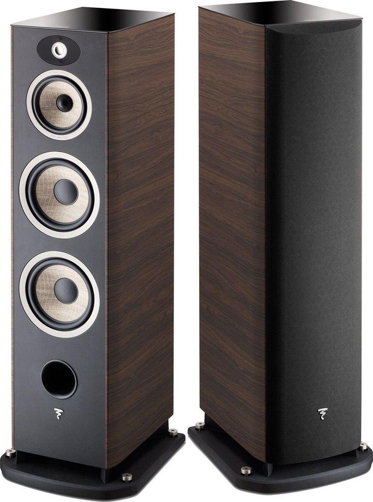 Focal Aria 948 Vue Principale · Speaker DesignAudio ...