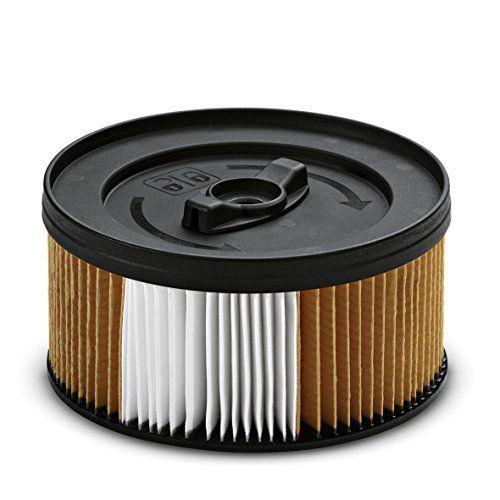 Kärcher 6.414-960 Filtre cartouche revêtement spécial pour aspirateurs eau et poussières WD 4290 / WD 5200M / WD 5300M / WD 5600MP:…