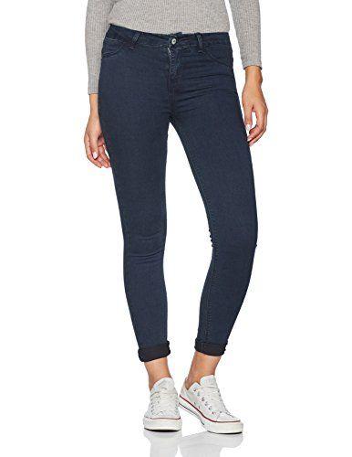5439980255034 Jennyfer DE1DEXINC Jean Skinny Femme (Bleu) W28 (Taille Fabricant  38)
