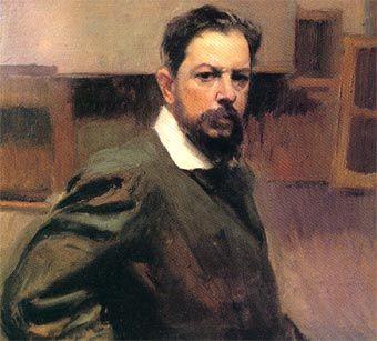 Joaquín Sorolla - Detalle de un Autorretrato de 1904 #arte #pintura #Sorolla