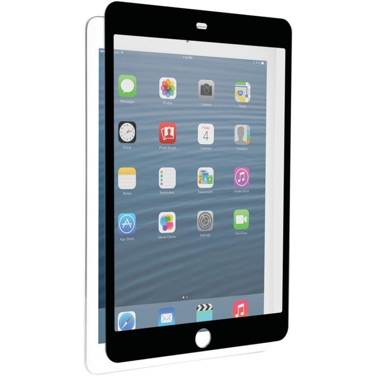 ZNITRO 700358622878 iPad Air(R)/iPad Air(R) 2/iPad Pro(TM) 9.7 Nitro Glass Screen Protector (Black)