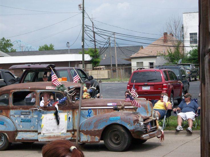 memorial day parade jersey shore