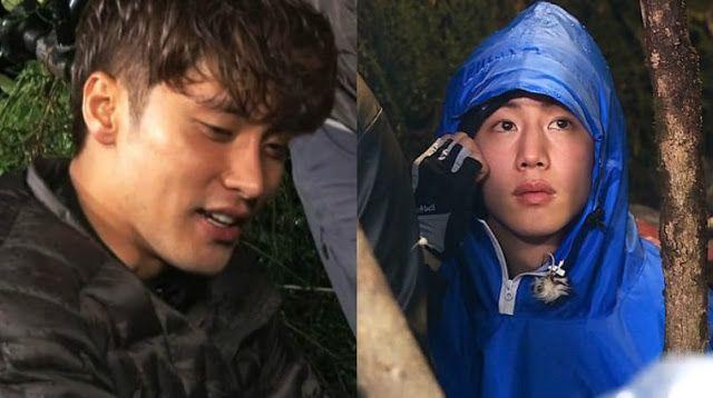 """Sung Hoon e Mark (GOT7) sacrificam seu sono pelas gravações de """"Law Of The Jungle"""""""
