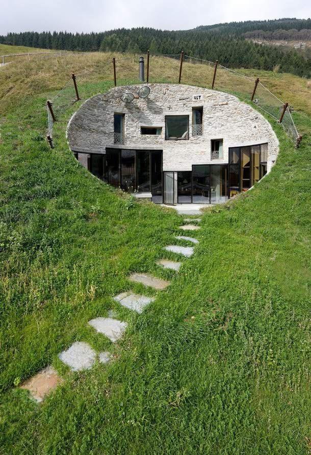 Niesamowity dom
