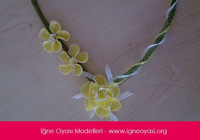 İğne Oyası Takı Modeli ayrıntılı bilgiler ve resimli anlatımlar için http://www.igneoyasi.org adresini ziyaret edin.