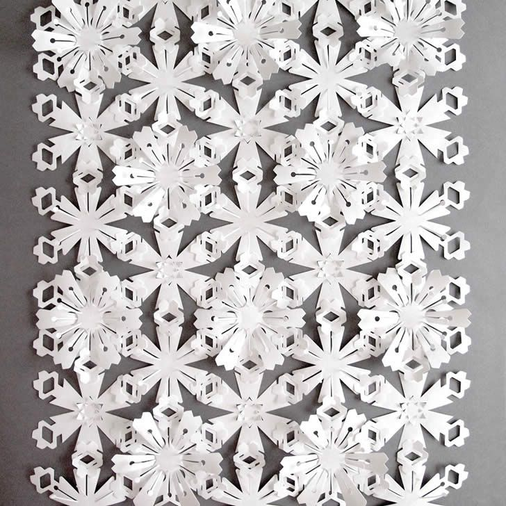 Paper cutout patterns by Sarah Louise Matthews (2)