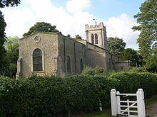 Church of St Mary Magdalene, Melchbourne - Wikipedia