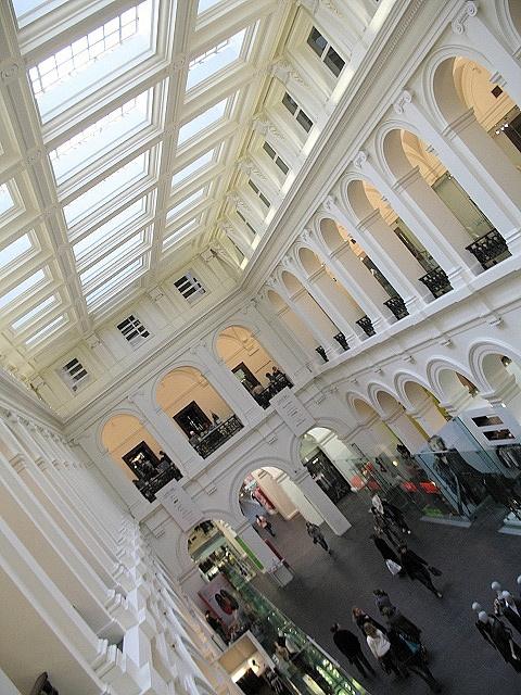 Melbourne GPO by Dean-Melbourne, via Flickr