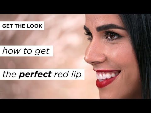 HOW TO GET THE PERFECT RED LIP | easy red lip tutorial - http://47beauty.com/cosmeticcompanies/how-to-get-the-perfect-red-lip-easy-red-lip-tutorial/ Benefit Cosmetics  Welcome to the tarte family! Before I started tarte out of my one bedroom apartment in 1999, I was a total beauty addict like you, but I quickly became frustrated when I couldn't find pure, powerful cosmetics. Everything I found was full of unhealthy, icky stuff, and whether it was from a department store